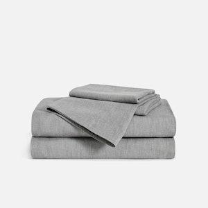 Heathered Cashmere Core Sheet Set