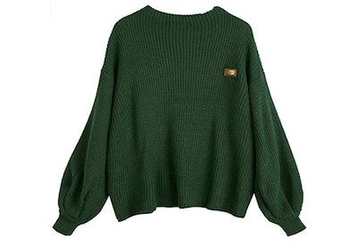 ZAFUL Loose Sweater
