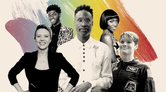 LGBTQ+ Heroes