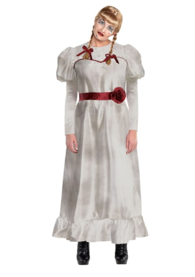 Adult Annabelle Costume Plus Size