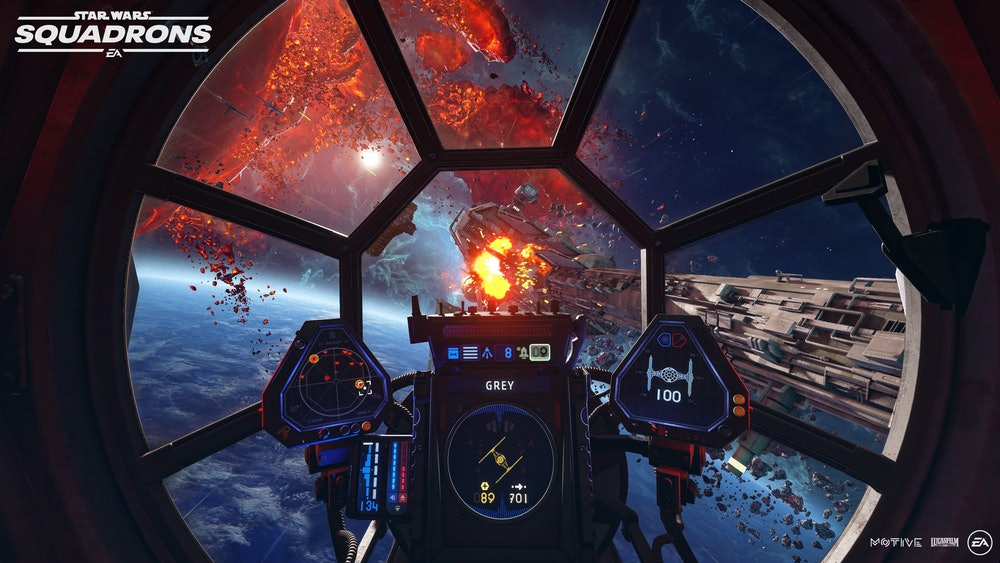 Star Wars Star Wars Squadrons