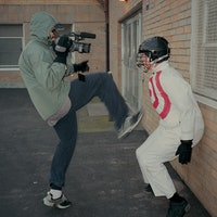 """We were never safe."" The cameramen of Jackass tell all"