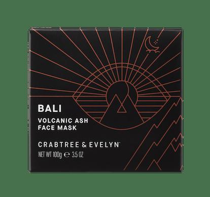 Bali Volcanic Ash Face Mask