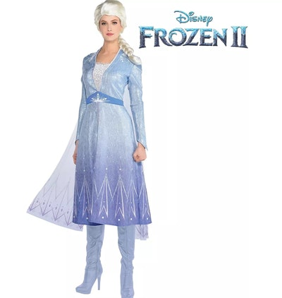 Elsa Costume - Frozen 2