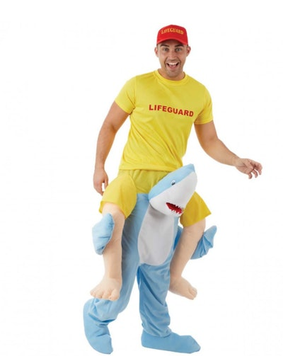 Shark Piggyback Costume
