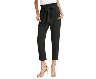 GRACE KARIN Cropped Pants with Pockets