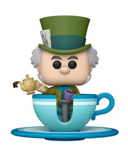 Funko POP! Ride: Disneyland 65th - Mad Hatter in Teacup