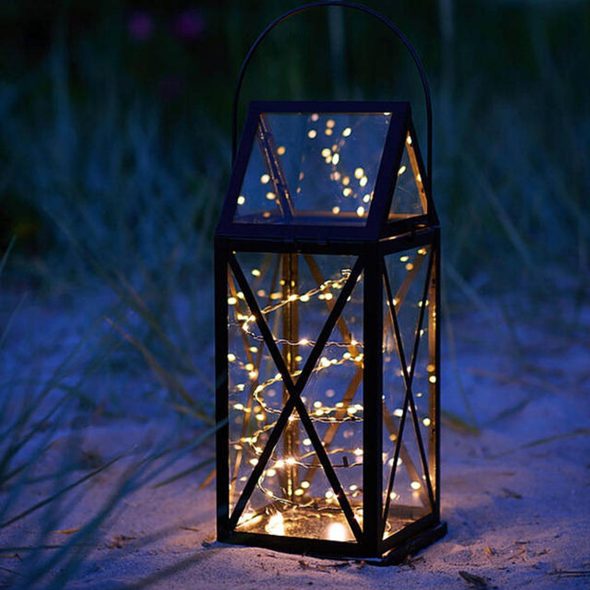 100 LED Battery Operated Fairy Lights