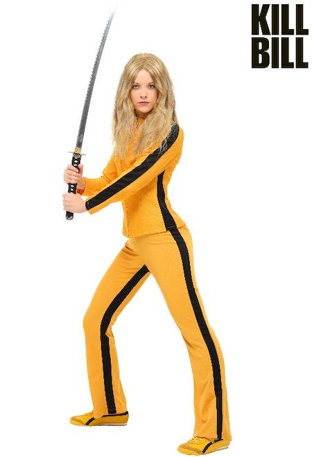 Kill Bill Beatrix Kiddo Costume