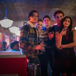 'Riverdale' had to shut down production on Season 5 due to COVID-19 testing delays.