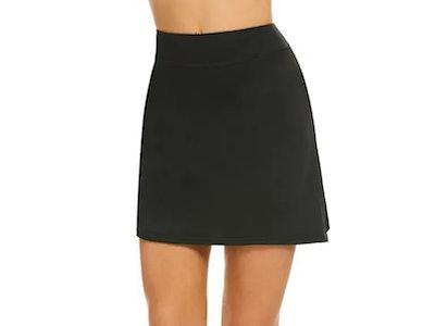 Ekouaer Tennis Skirt
