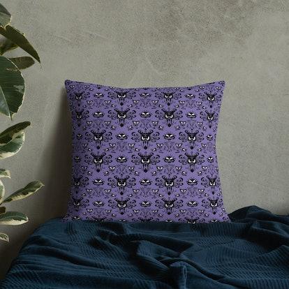 Haunted Mansion Inspired Premium Pillow