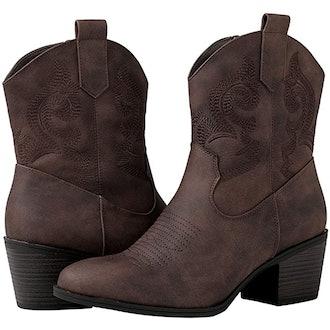 GLOBALWIN Women's Western Boots