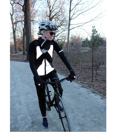 FyrFly Athletics High-Visibility Reflective Vest