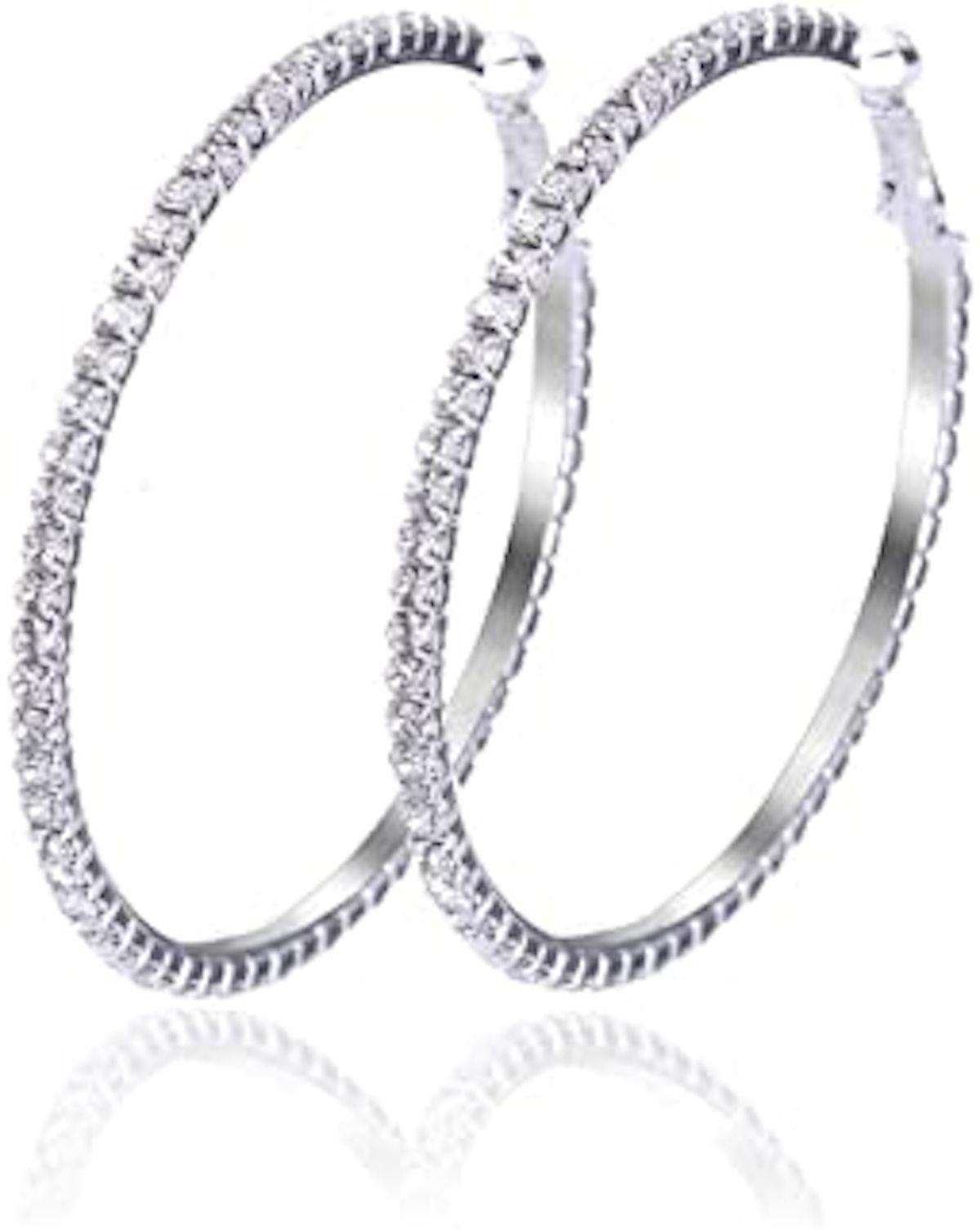 Royal Amoyy Hoop Earrings for Women