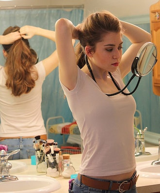 The Flexible Mirrorcle Hands Free Mirror