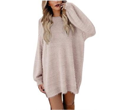 Meenew Oversized Sweater