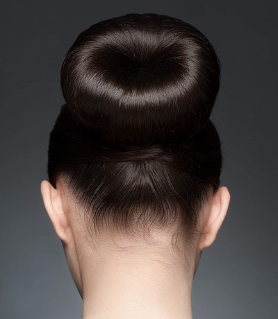 Styla Hair Bun Makers (4-Pack)