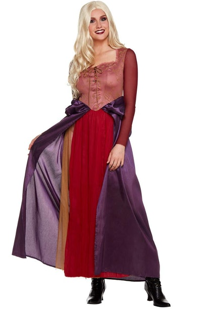Adult Sarah Sanderson Plus Size Costume - Hocus Pocus