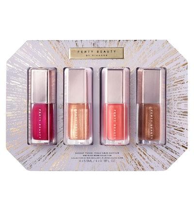 Fenty Beauty Glossy Posse Holo'daze Edition Mini Gloss Bomb Collection