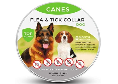 SOBAKEN Flea and Tick Collar For Dogs