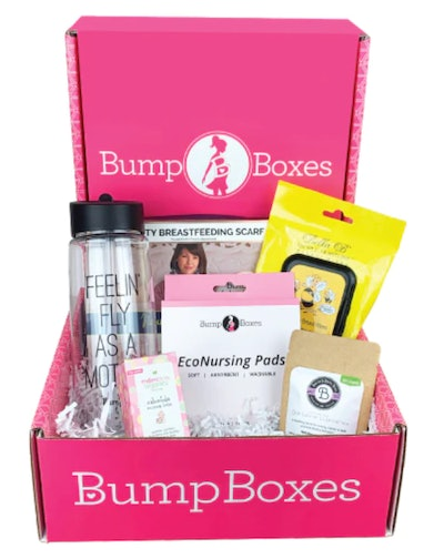 The Breastfeeding Box