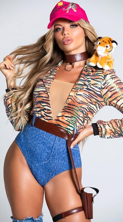 Tiger Queen Costume