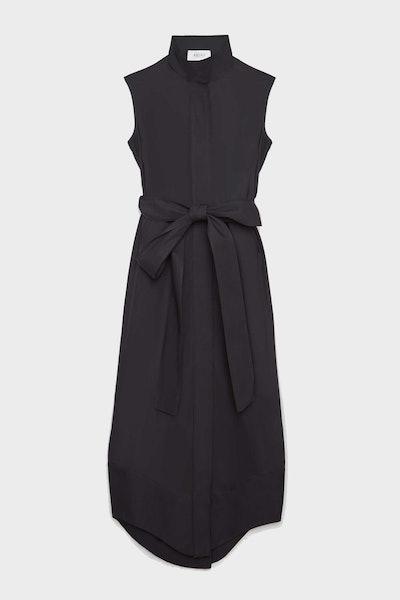 Sleeveless Signature Blouse Dress