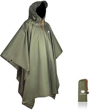 Anyoo Rain Poncho
