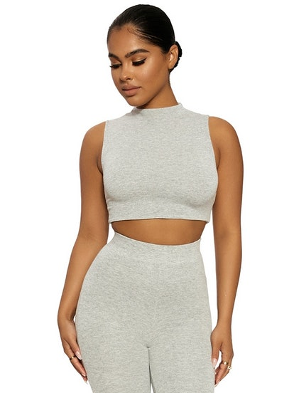 THE NW SLEEVELESS CROP