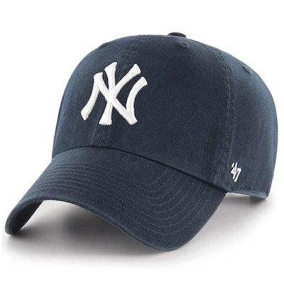 Men's New York Yankees '47 Navy Home Clean Up Adjustable Hat