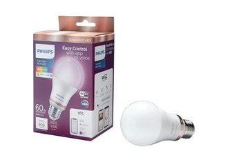 Philips WiZ Connected Full Color Wi-Fi LED bulb