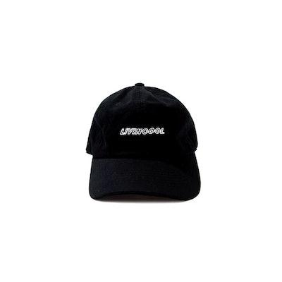 CLASSIC OUTLINE CAP - BLACK