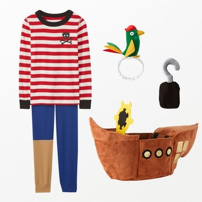 Long John Pajamas In Organic Cotton & Accessories (Not Included)