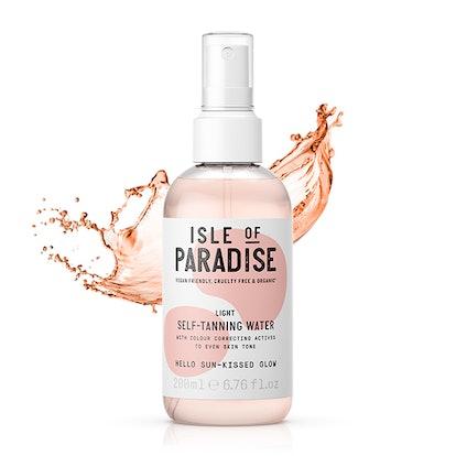 Isle of Paradise Light Self Tanning Water
