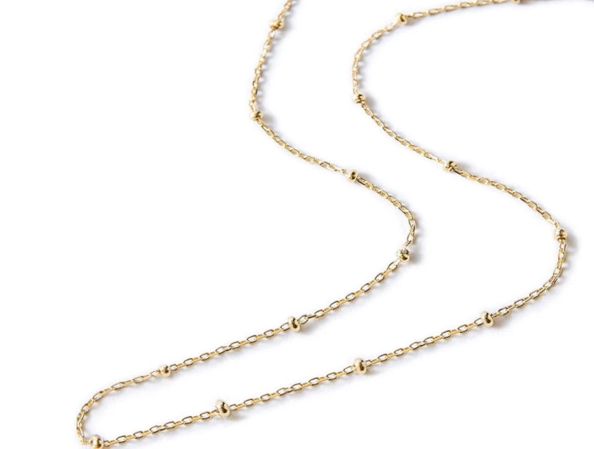 AMYO Bead Chain Choker