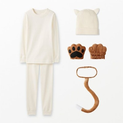 DIY Long John Pajamas & Accessories (Not Included)