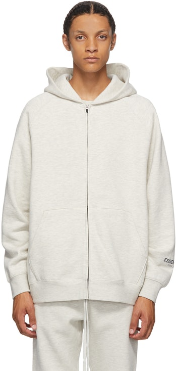 Fear of God Essentials Raglan Full Zip
