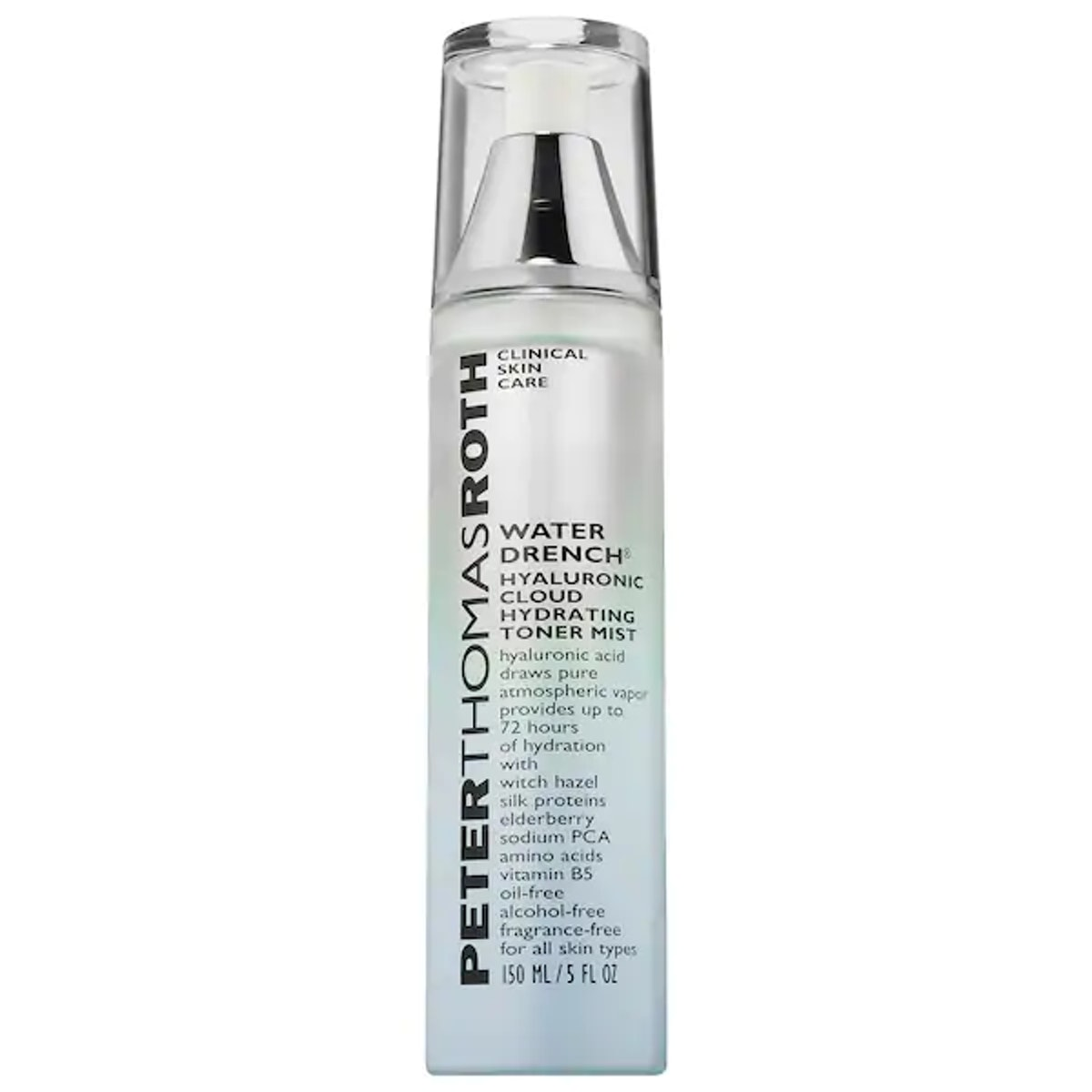 Peter Thomas Roth Water Drench Hyaluronic Cloud Hydrating Toner Mist