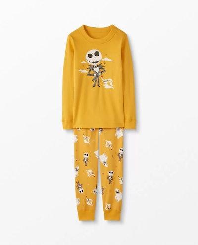 Disney Jack Halloween Long John Pajamas
