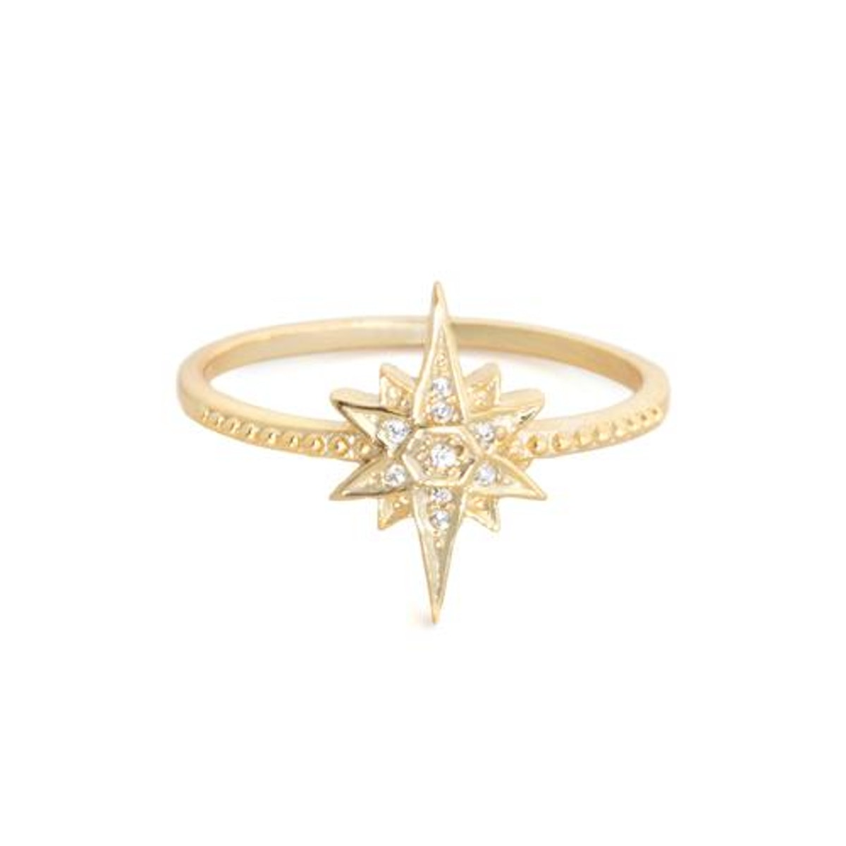 Shashi Hannah Petite Ring