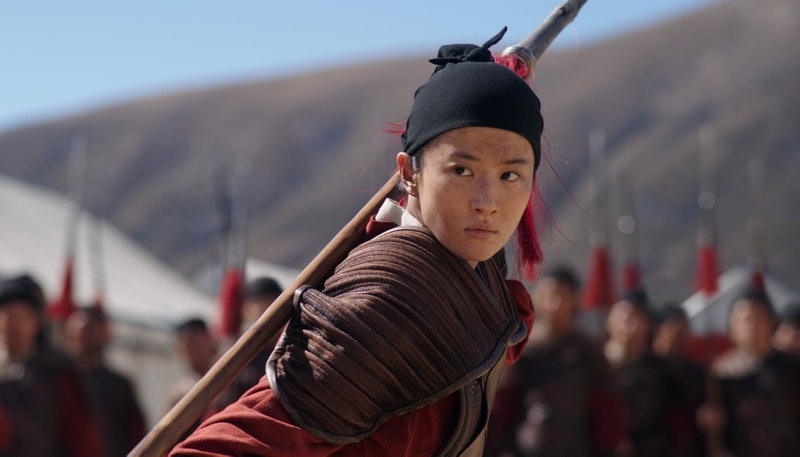 'Mulan' live action remake on Disney+