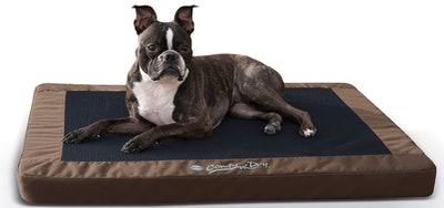 K&H Pet Products Comfy N' Dry Indoor-Outdoor Orthopedic Dog Bed