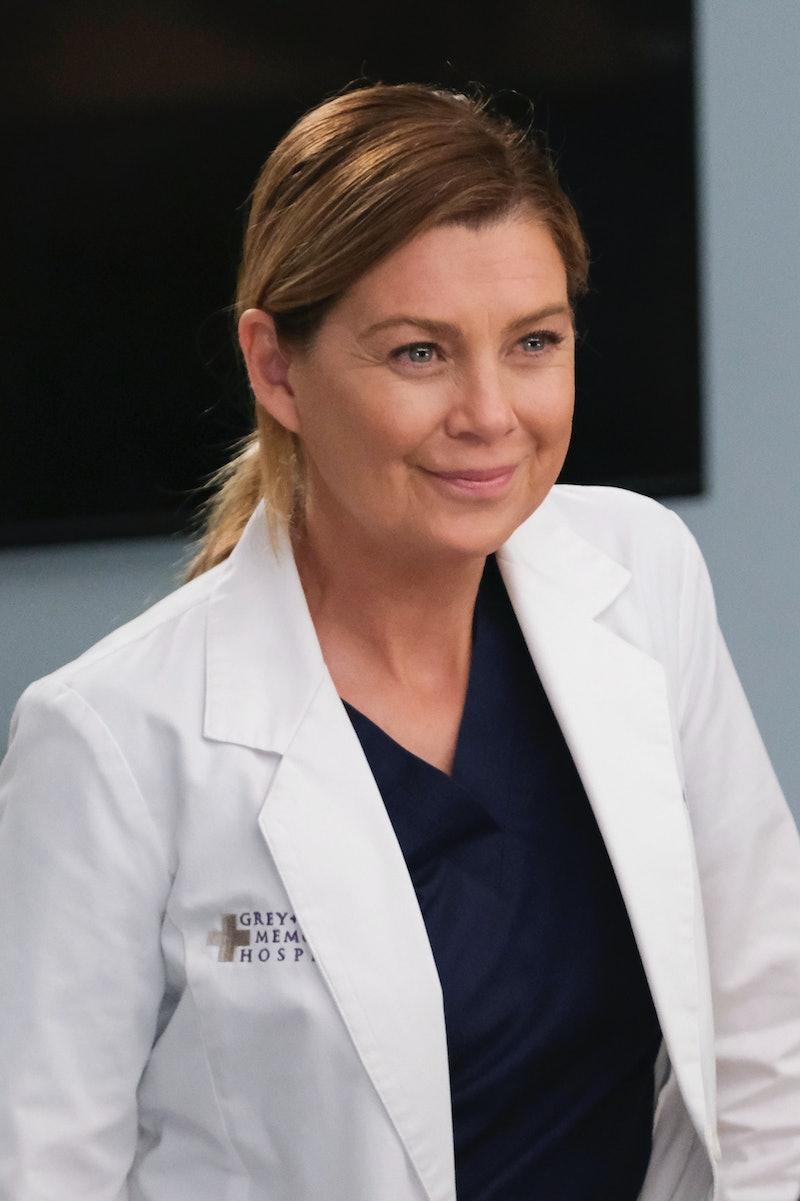 Ellen Pompeo (here, as Meredith Grey) teased 'Grey's Anatomy' Season 18