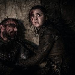 Maisie Williams revealed Game of Thrones original Night King plan.