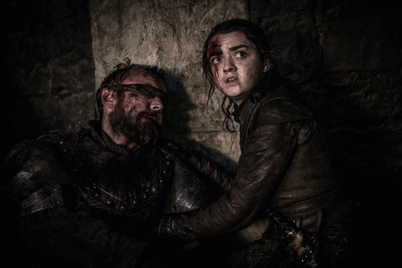 Maisie Williams revealed Game of Thrones original Night King plan.