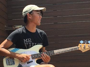 A photo of Louie Zhong