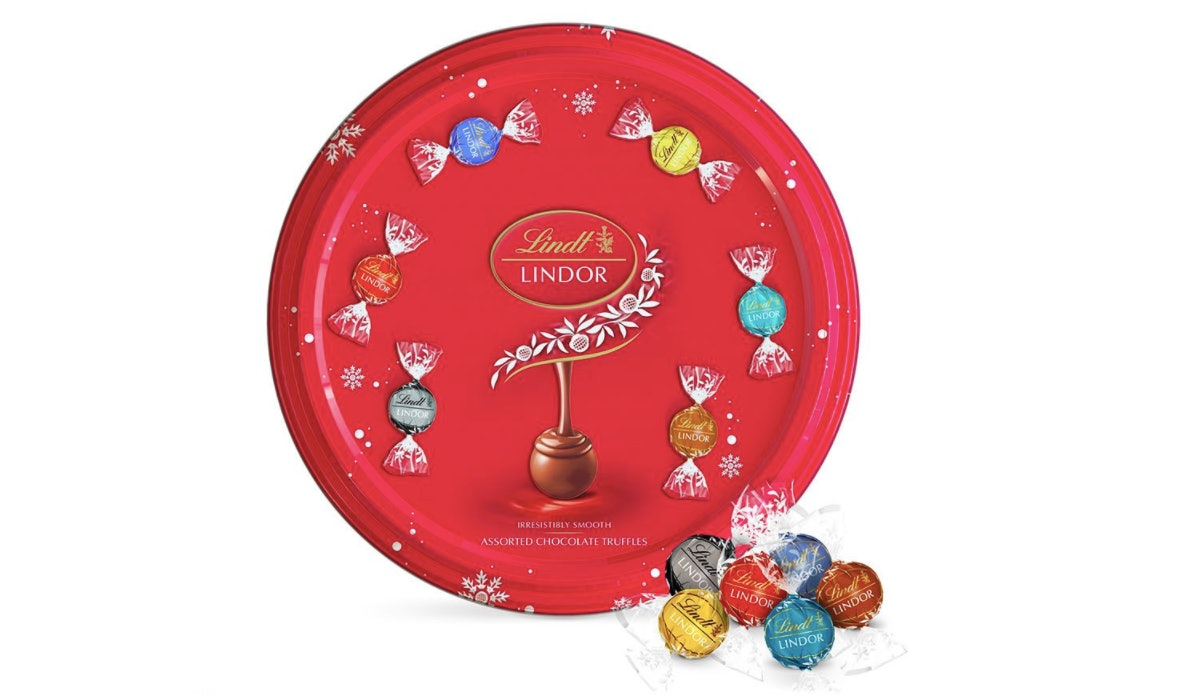 Where To Buy The New Lindt Sharing Tin