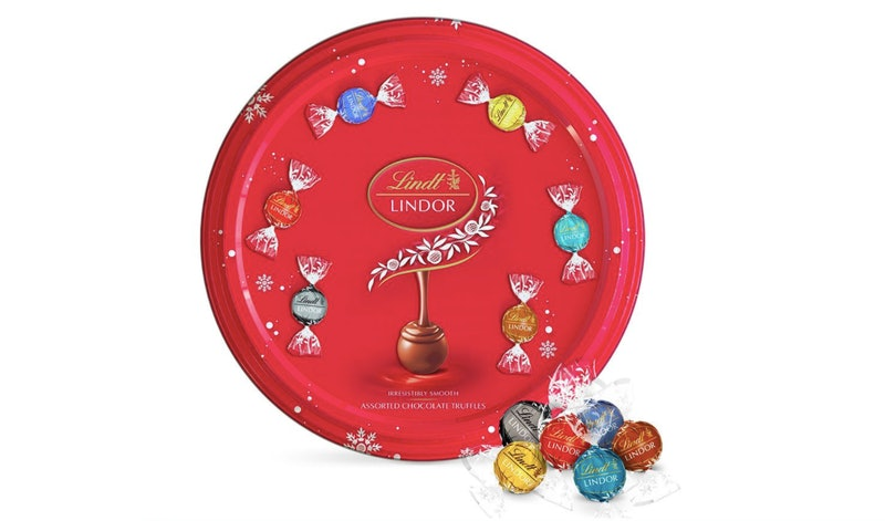 Lindt Christmas 2020 Where To Buy The New Lindt Sharing Tin