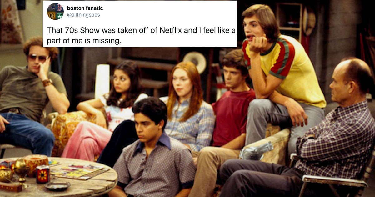'That '70s Show' Left Netflix & Fans Are Really Missing The Formans Right Now